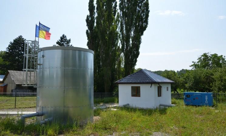 Lucrări de extindere alimentare cu apă