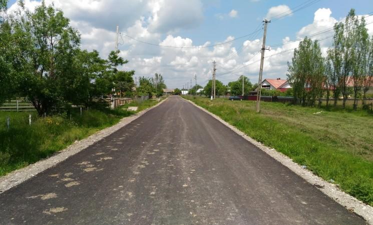 Primăria Boroaia alocă un sfert din bugetul local pentru modernizarea drumurilor din comună